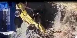 ۷ مصدوم در تصادف پل مهریان یاسوج