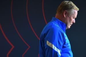واکنش بارسلونا به رفتار خشونتآمیز هواداران علیه رونالد کومان