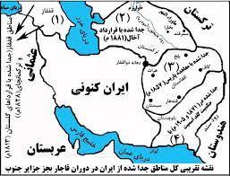 تقویم تاریخ/ امضای قرارداد ننگین گلستان میان ایران و روسیه