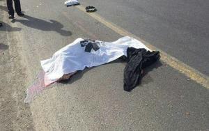 فوت یک چوپان در برخورد با اتوبوس در بجستان