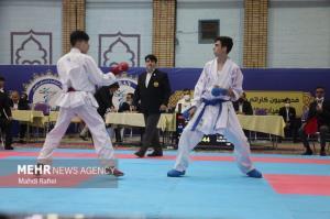 دعوت ۳ کاراته کای کردستانی به اردوی تیم ملی نوجوانان و جوانان