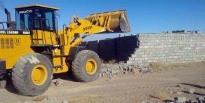 آزادسازی ۶ هزار مترمربع اراضی باغی و کشاورزی در شاهرود