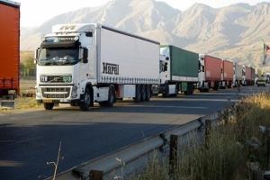 پایان مهلت ترخیص کامیون های وارداتی