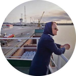 گفت و گوی جالب با اولین دریانورد زن ایرانی