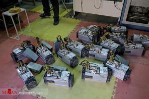 کشف ۳۰۰ دستگاه ماینر غیرمجاز در بهبهان با ورود دادستانی