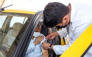 پایان واکسیناسیون رانندگان درونشهری کرمانشاه