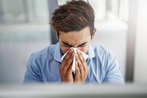 تفاوت سرماخوردگیهای پاییزی و آلرژی فصلی با کرونا