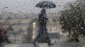 بارش باران در دل پاییز برای آسمان خراسان شمالی