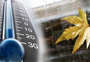 کاهش دما و بارش برف وباران برای البرز پیشبینی شد