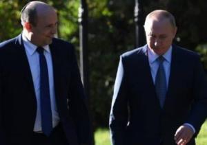 پوتین خطاب به بنت: در حملات به سوریه مراقب سربازان روس باشید