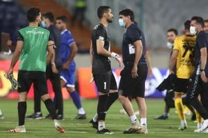 حسینی خیلی زود جایش را به مظاهری داد