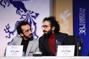 بهمن ارک: شاید روزی برادران کوئن ایرانی شویم