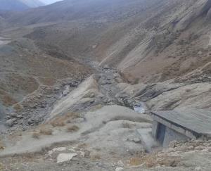 جریان آب چشمه کوهرنگ چهارمحال و بختیاری خشک شد