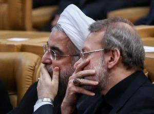 ادعای خبرگزاری فارس درباره آینده سیاسی لاریجانی و روحانی