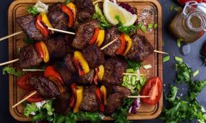 ترفند تهیه کباب حسینی در خانه