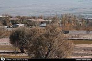 خزان زَر نگار در کرمان