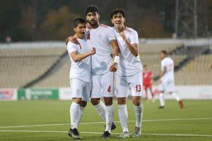 حرفهای بهترین بازیکن امید در بازی نپال