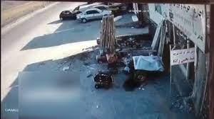 انحراف مرگبار پژو در جاده ماکو به بازرگان