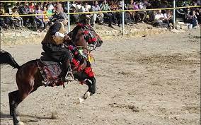 توهین به عکاسان و خبرنگاران در جشنواره اسب کوردی در بوکان