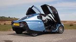 رونمایی از جدیدترین خودروی هیدروژنی جهان