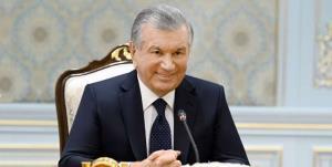 «میرضیایف» رئیس جمهور ازبکستان شد