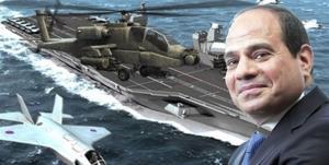 نگرانی تل آویو از اقدام سیسی در تقویت ارتش مصر