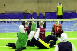 بانوان والیبال نشسته چهارمحال و بختیاری به تیم ملی دعوت شدند