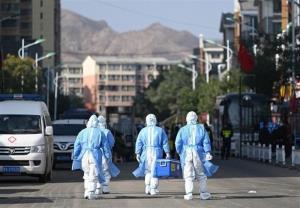 شیوع دوباره کرونا در شمال چین