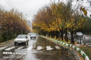 بارندگی مطلوبی تا پایان آبان در اصفهان پیشبینی نمیشود