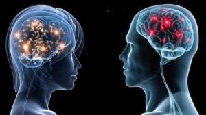 استفاده بیشتر «زنان» از دو نیمکره مغز