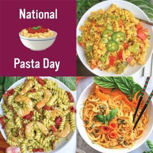 همه چیز درباره این غذای رویایی در روز جهانی «پاستا»
