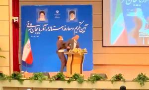 واکنش یک نماینده به سیلی خوردن استاندار آذربایجان شرقی: عجیب و غریب بود