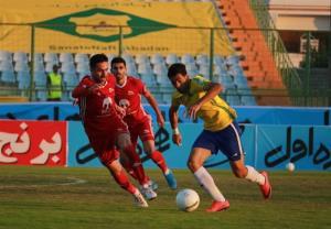 لیگ برتر/ دشت سه امتیازی تراکتور با سه گل
