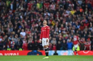 واکنش کریستیانو رونالدو به شکست سنگین مقابل لیورپول
