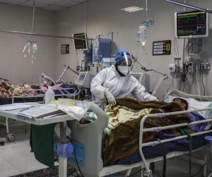 جدال ۷۷ بیمار کرونایی یزدی با مرگ