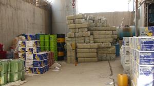 توقیف کارگاه تولید روغنهای موتور تقلبی در اصفهان