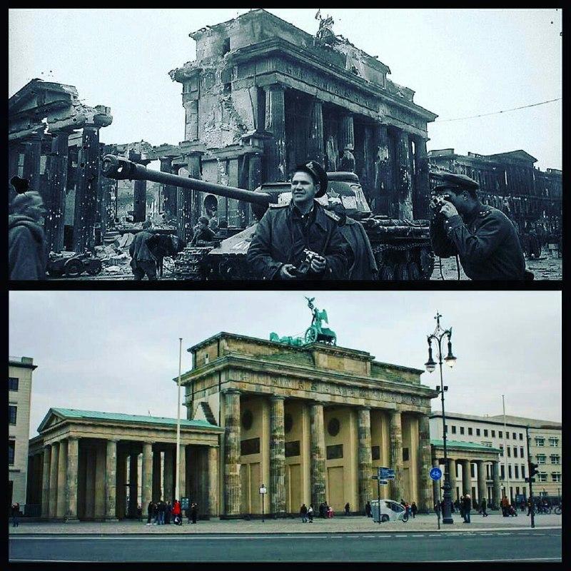 برلین گذشته و حال