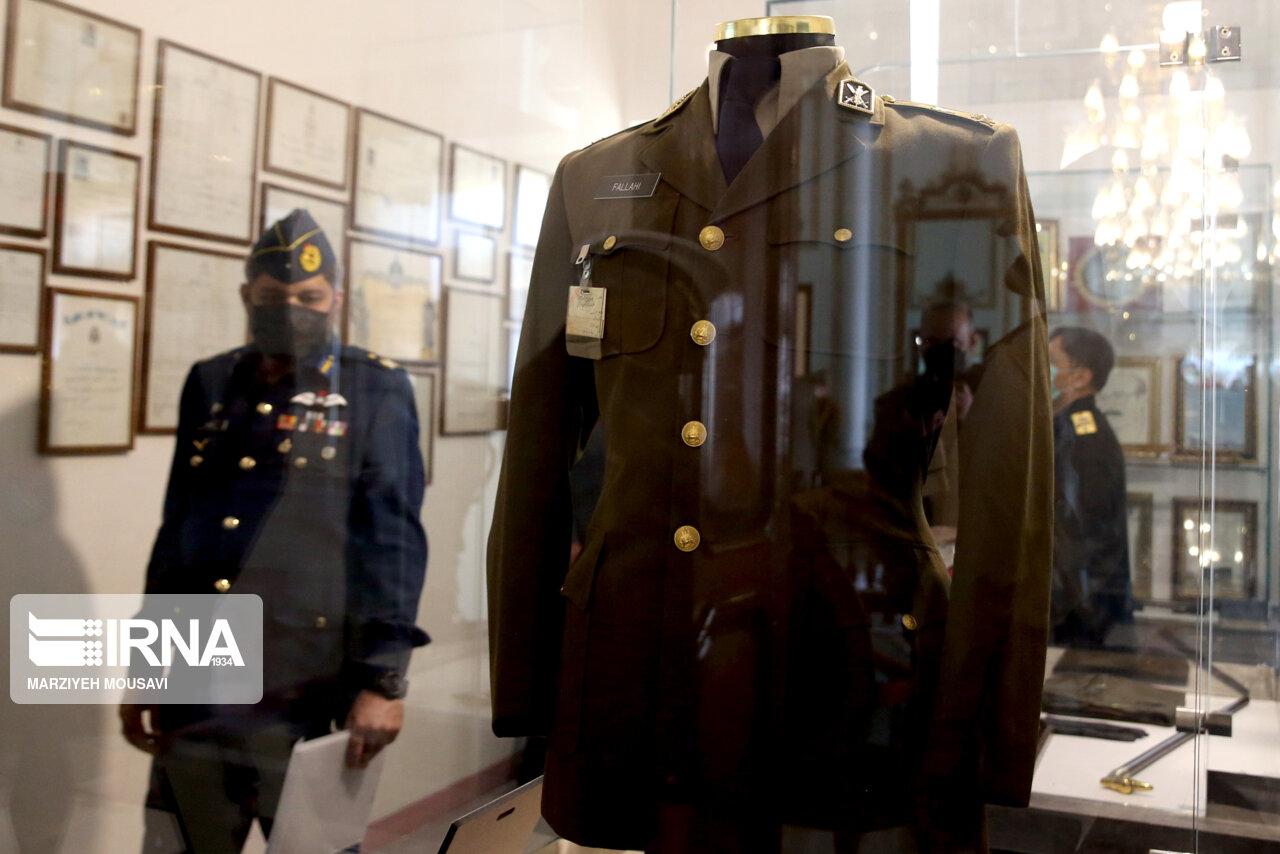 عکس/ بازدید مدیر کل آموزش ارتش پاکستان از دانشگاه افسری امام علی (ع)