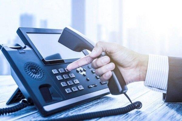 تلفن ثابت نباید بدون اطلاعرسانی قطع شود