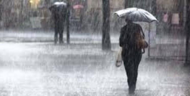 بارندگی شدید در گیلان