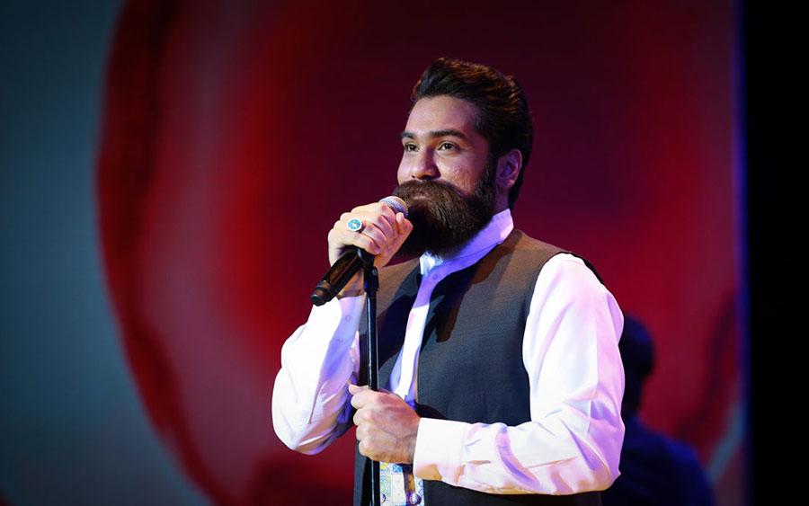 اجرای زنده و تماشایی علی زندوکیلی از قطعه