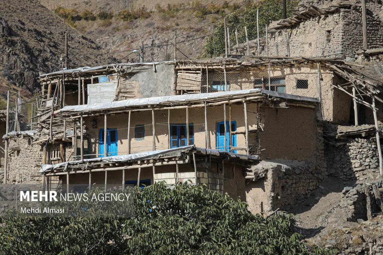 عکس/ «شیلاندره» روستایی فراموش شده در «طارم»