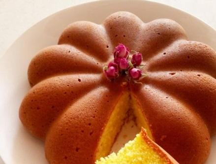 «کیک بهشتی» خوش بافت با عطر و طعمی بی نظیر