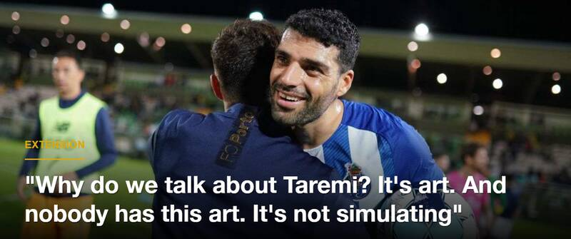 لقب جدید طارمی در لیگ پرتغال