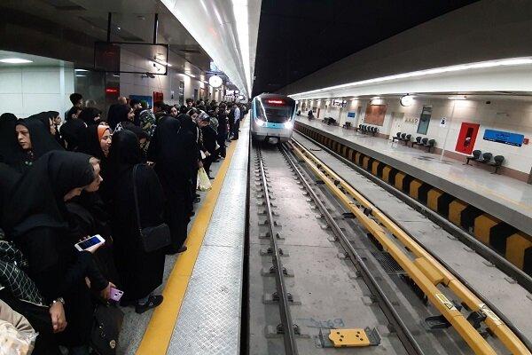متروی تهران برای فردا رایگان شد