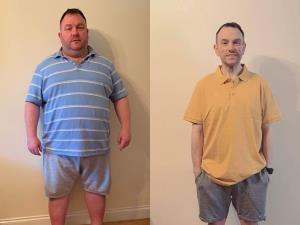 داستان زندگی پدری که بهخاطر پسرش 75 کیلو وزن کم کرد!
