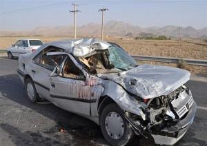 واژگونی مرگبار خودروی پژو ۴ کشته و ۱۴ مصدوم برجا گذاشت