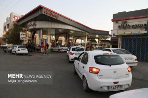 مشکل پمپ بنزینهای آذربایجانشرقی برطرف شد