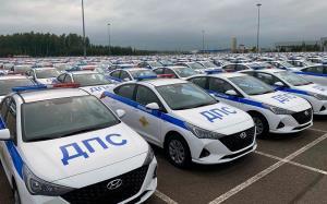 پلیس راهنمایی و رانندگی روسیه از چه خودرویی استفاده می کند؟