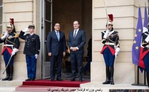 فرانسه: مصر شریک اصلی ما است